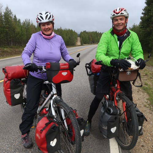 Bicycle Touring in Sweden, Finland and Norway