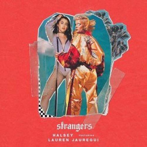 Halsey feat. Lauren Jauregui - Strangers (Stripped)