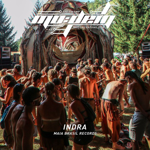 INDRA | Mo:Dem Festival 2017 _ The Swamp Artists _ Podcast #009