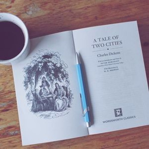 #7 De Bende voor en tegen A Tale of Two Cities van Charles Dickens