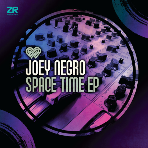 Joey Negro - Distorting Space Time