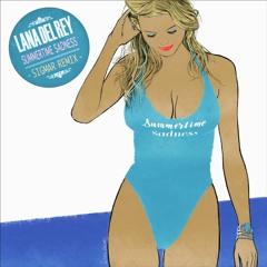 LANA DEL REY : Summertime Sadness (Sigmar Remix)