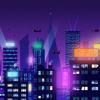 City Of Lights (Cyber Radio Fm.2 Coming Soon!!)