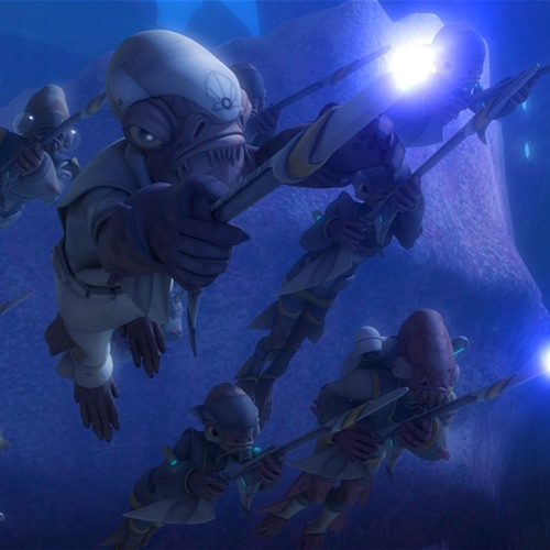 Clone Wars S04E01 Review