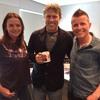 John Bishop talked to Steve and Karen