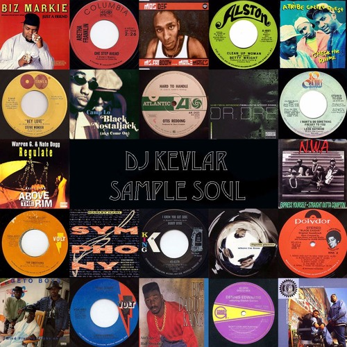 Sample Soul (Classic Rap Samples Remixed) by DJ Kevlar