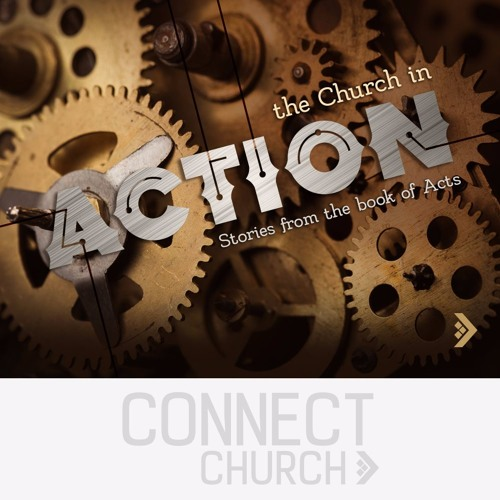 the Church in Action - Ananias (Acts 9)