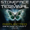 Stoneface Terminal - Reflected Broadcast 25 2017-07-04 Artwork