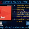 SnapTube Downloader For Mac OS.mp3