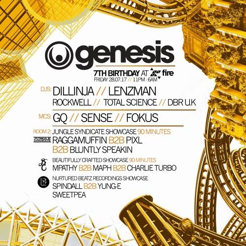 Pixl - Genesis Promo Mix