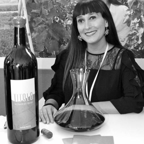 Ep. 41 Monty Waldin interviews Elena Fucci (Elena Fucci Winery)
