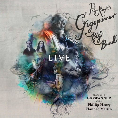 Gigspanner 'Big Band' Live - featuring Phillip Henry & Hannah Martin - Sample of Tracks