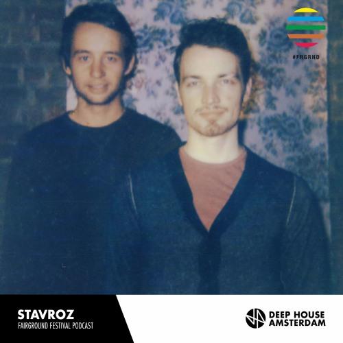 Stavroz  - Fairground Festival Podcast
