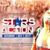 STARS IN ACTION PT3 LIVE AUDIO JUL 2K17