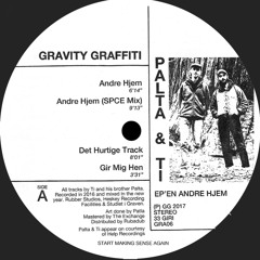 Palta & Ti - EP'En Andre Hjem [GRA006]