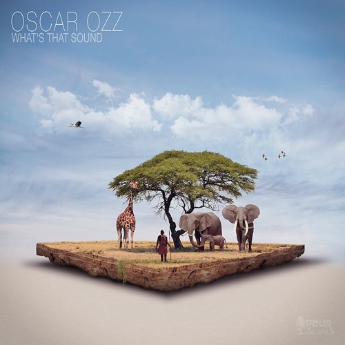 Oscar OZZ - What's That Sound - PLV030