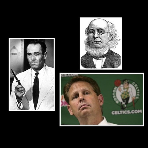2017 - JULY 5 - Danny Ainge - overcoming the other-NBA-GMs' Celticphobia