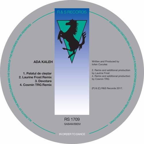Ada Kaleh - Devotare (Cosmin TRG remix)