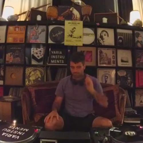 Kasheme's Livingroom Session with Marcel Vogel (Lumberjacks in Hell) #2