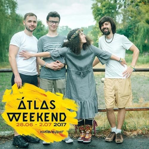 Live Atlas Weekend Festival 2017, Kiev