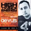 Guto Putti (Aevus) - High Trance Energy 064 2017-07-05 Artwork