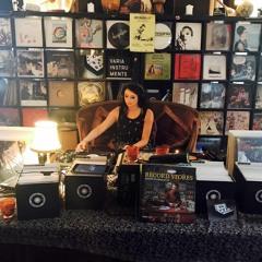 Kasheme's Livingroom Session with Rebecca Vasmant (Glasgow Jazz Experiment)