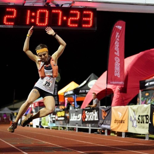 67: Training for Western States  100 Mile to finishing 7th Female: Talking with Jackie Merritt