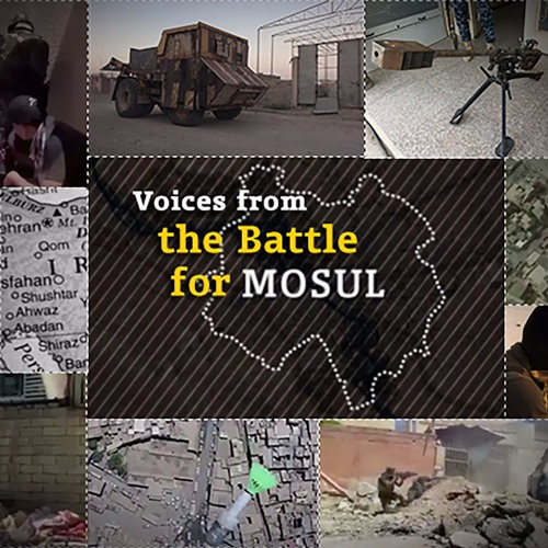 Special Report: Voices from the Battle for Mosul