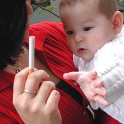 A link between parental smoking and a common childhood cancer