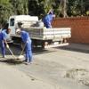 Bom dia, Prefeito: Estrada do Fogueteiro começa a ser recapeada em obra de 2km