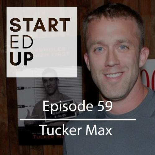 Tucker Max: How I Hacked Education