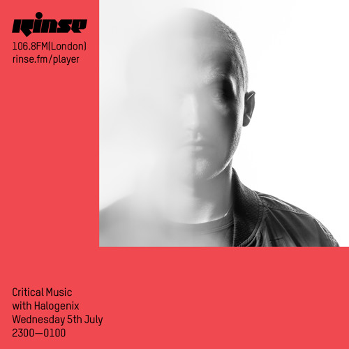 Critical Music with Halogenix - 5th July 2017