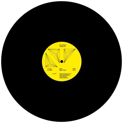 Neo Violence Vinyl Sampler 003 - Niro, VNZO, NMSS & JJUAN, Zolaa. [NVS03]