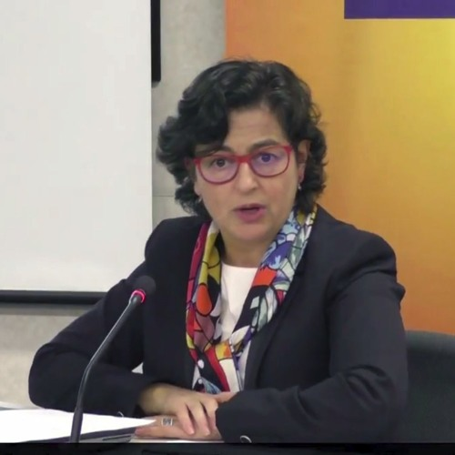SMEs need help with rules and entering export markets. Arancha Gonzales, ITC executive director