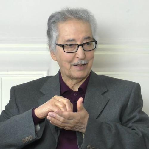 Banisadr 96-04-14=قدرت با انسان چه میکند که انسانها مصلحت اندیش میشوند؟ مصاحبه با ابوالحسن بنی صدر.