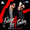 Maluma Ft Marc Anthony Felices Los 4 Salsa Version Mp3