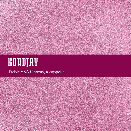 Koudjay SSA (midi playback)