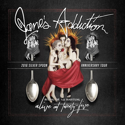 """STOP"" Jane's Addiction (Official Ritual De Lo Habitual LIVE)"