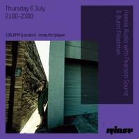 Hessle Audio w/ Pearson Sound & Burnt Friedman - 6th July 2017