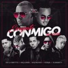 Wisin Ft. Ozuna, Bad Bunny, De La Ghetto, Arcangel, Noriel & Almighty - Escapate Conmigo Remix