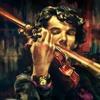 Sherlock Holmes Theme in Blues