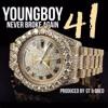 Nba Youngboy- 41 (Never Broke Again) Instrumental Remake