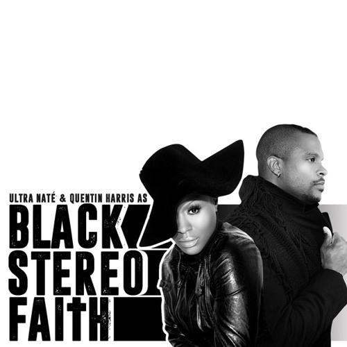 ULTRA NATÉ & QUENTIN HARRIS as BLACK STEREO FAITH✊🏽🎛️⛪️