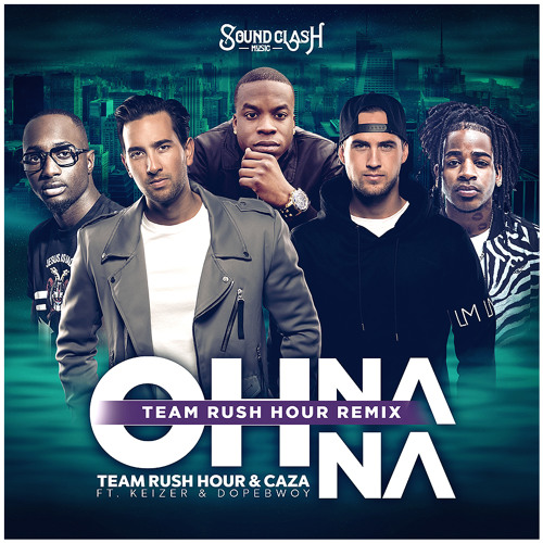 Team Rush Hour & Caza - Oh Na Na (Team Rush Hour Remix) by TEAM RUSH