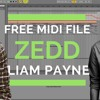 Zedd & Liam Payne - Get Low (PIANO MIDI FILE)