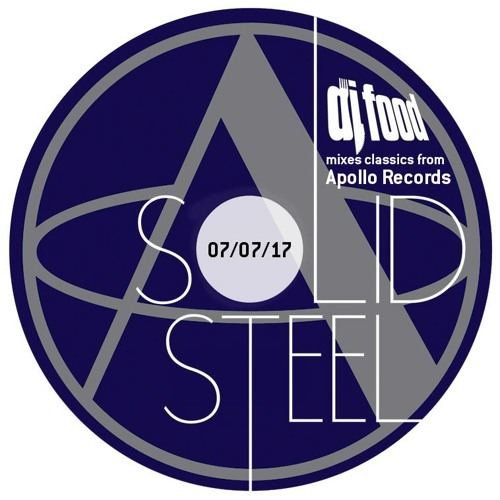 Solid Steel Radio Show 7/7/2017 Hour 2 - DJ Food