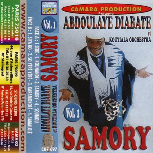 Image result for abdoulaye diabaté samory