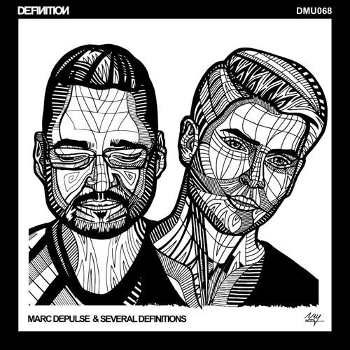 """Marc DePulse & Several Definitions - """"Amphibia"""" (Original Mix)"""