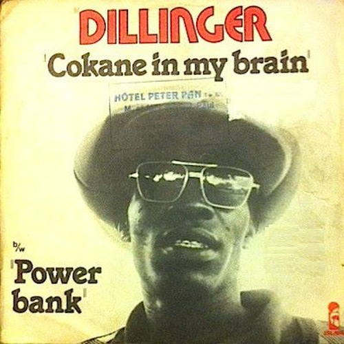 Cokane In My Brain - Dilinger (Doggy's Raggarave Remix) (1992)