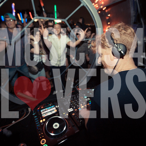 Jimpster Live at Lovelife - The Force Of July Boat Party [Musicis4Lovers.com]